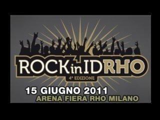 32253 rock in idrho 2011 ROCK IN IDRHO   15 Giugno 2011 programma completo