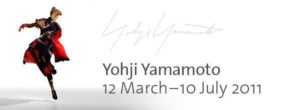 Yohji Yamamoto Exhibition, V&A 1