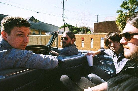ArcticMonkeysPR100311 SUCK IT AND SEE   il nuovo album degli Arctic Monkeys in anteprima online