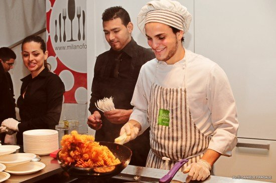 DSC 0046 e1305747216942 Milano Food Week Closing Party