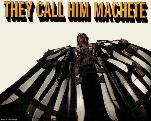 La rivoluzione di Machete  2