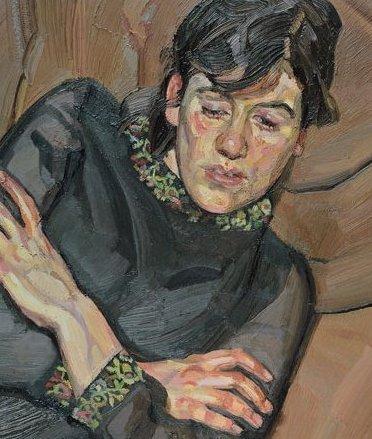 bella Voglio che la pittura sia carne Omaggio a Lucian Freud