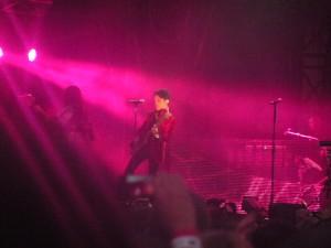 DSCN5197 300x225 SZIGET DAY 0   Prince Live Show