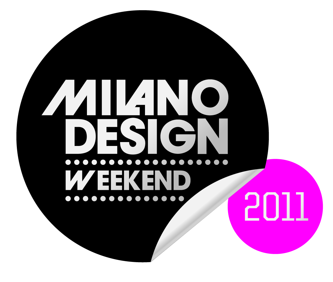 Logo MDW 2011 DESIGN WEEK END MILANO   diamoci del tu