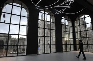 Museo 900 Sala Fontana 300x199 DESIGN WEEK END MILANO   diamoci del tu