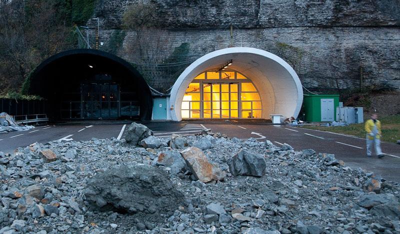 SUS milano I Tunnel di Trento SMART URBAN STAGE   il futuro della città