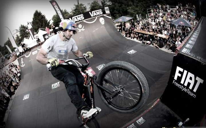 UN TRANQUILLO WEEKEND DA PAURA - skate, bmx and music! 2