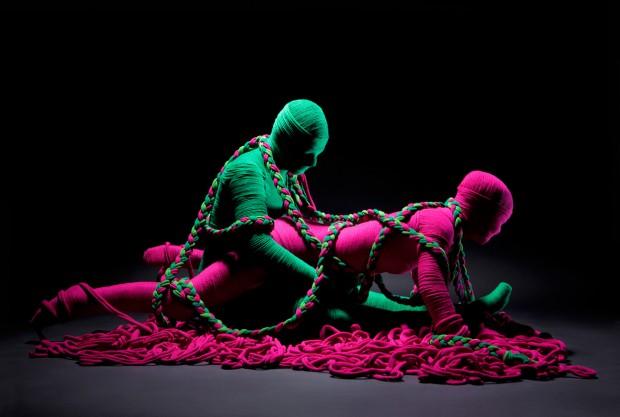 Union of the Scorpion 01 620x417 LANA SUTRA   passione vestita di colore