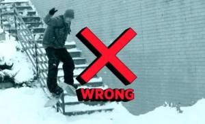 burton standing sideways teaser 1 300x181 STANDING SIDEWAYS   nuovo film per BURTON
