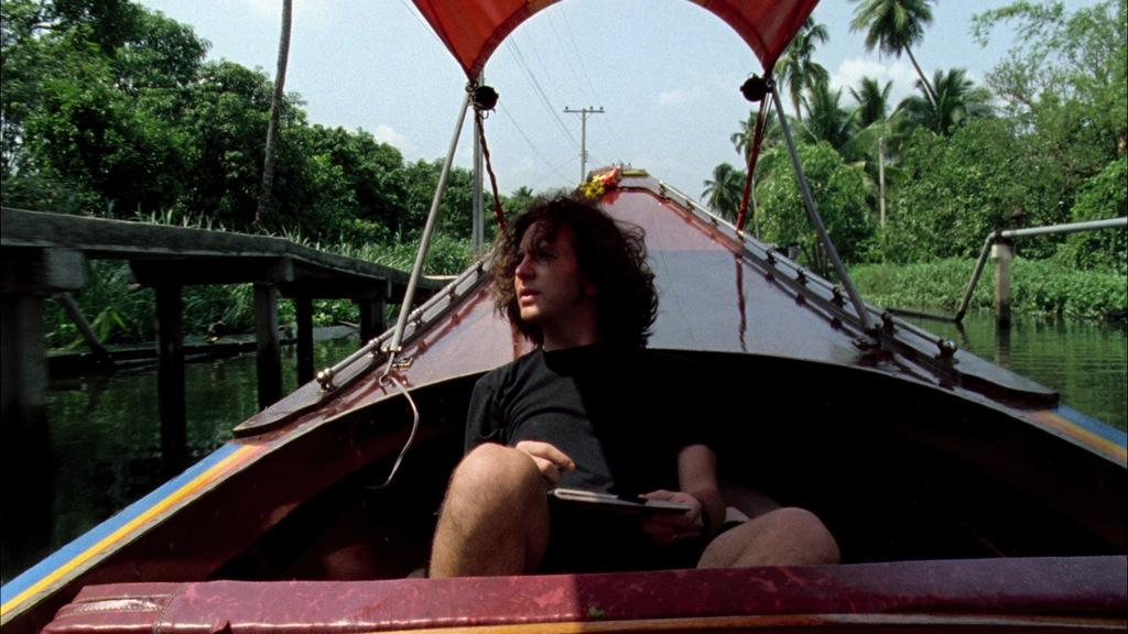 eddievedder onboat PEARL JAM 20   film, libro e doppio cd in uscita