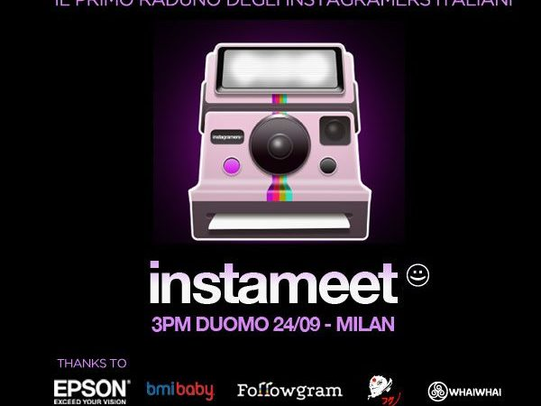 INSTAMeet - 24.09 Milano 1