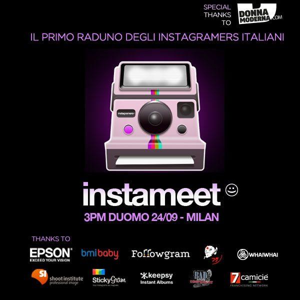 instameet italia 24settembre2011 milano1 INSTAMeet   24.09 Milano