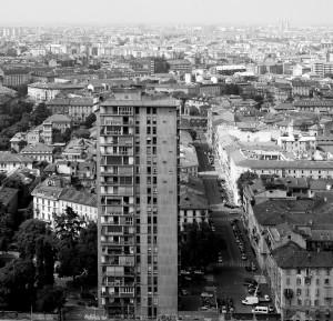 torre al Parco via Revere 2 1953 56 FB 300x289 DESIGN WEEK END MILANO   diamoci del tu