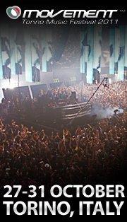 MOVEMENT - Torino Music Festival dal 27 al 31 Ottobre 2011 1
