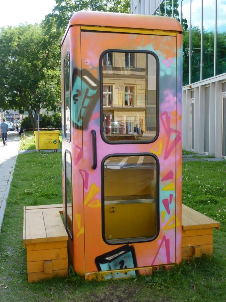 Bücherbox 768x1024 BOOKCROSSING   in Germania si legge ecofriendly