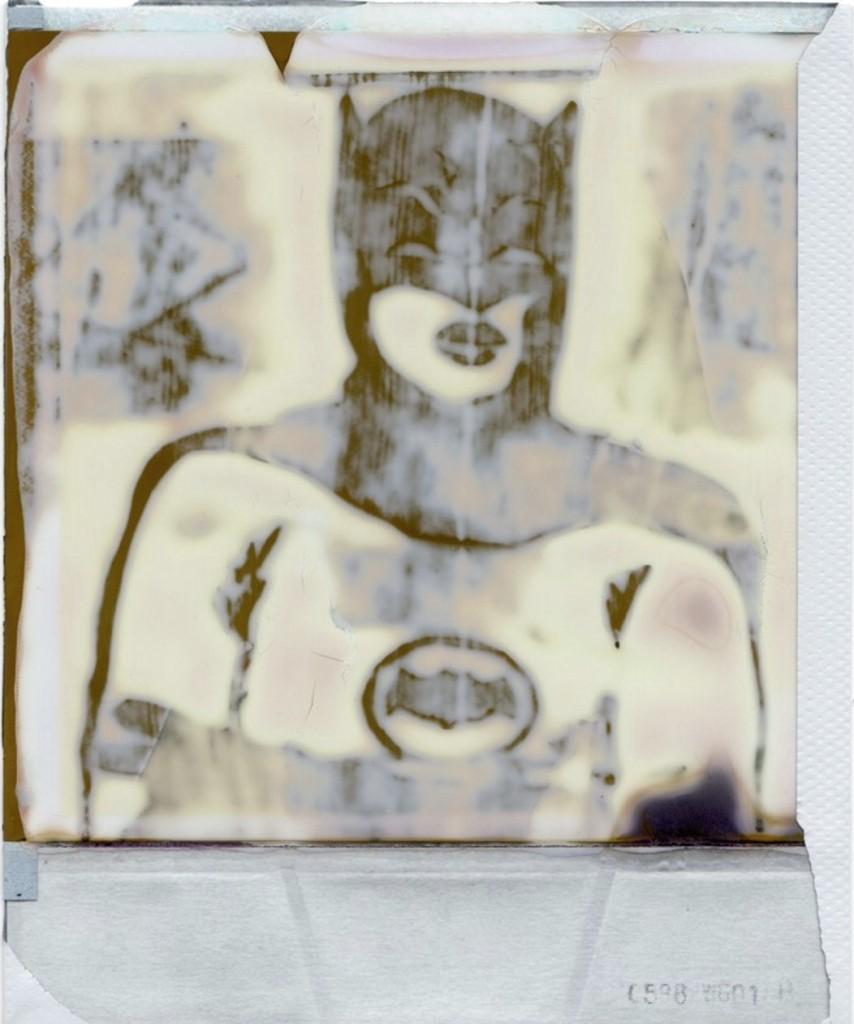 Batman70s Alan Marcheselli 854x1024 ISO600   Festival della fotografia istantanea