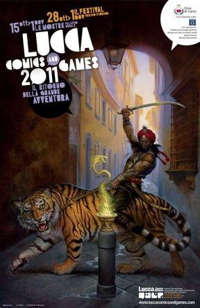 Lucca Comics and Games 2011 288 LUCCA COMICS AND GAMES 2011