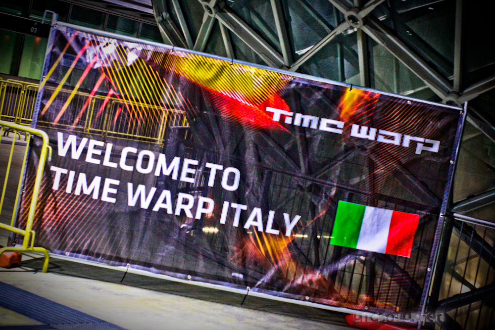 Time Warp 1 TIME WARP ITALY 2011  Milano