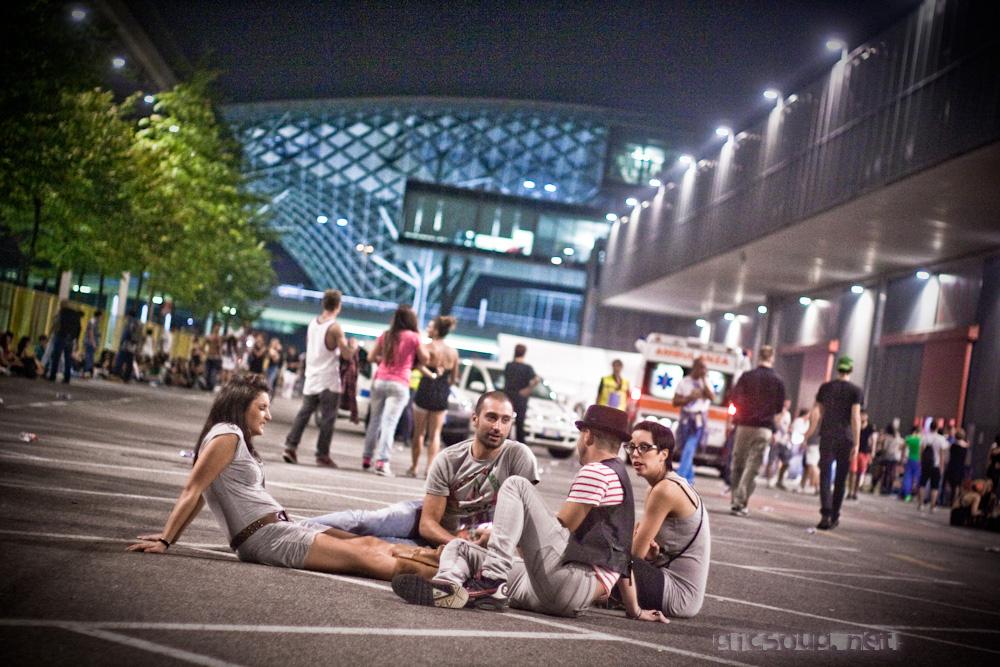 Time Warp 46 TIME WARP ITALY 2011  Milano