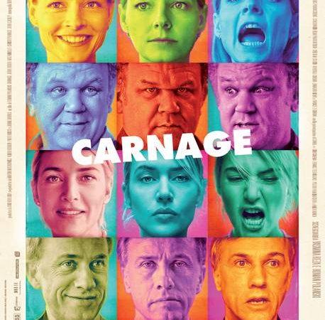 CARNAGE - il film che non ti aspetti 2
