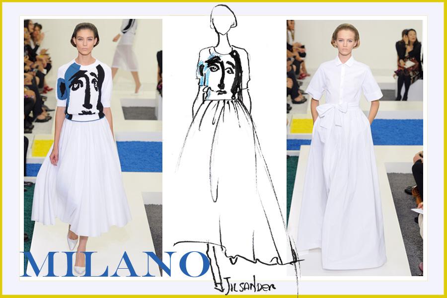 jil sander MODALITÀ   Milano Fashion Shows