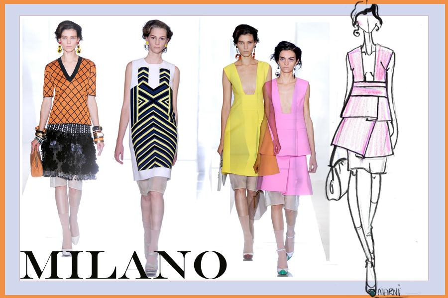 marni MODALITÀ   Milano Fashion Shows
