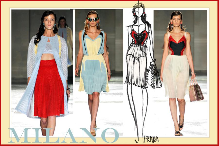 prada MODALITÀ   Milano Fashion Shows
