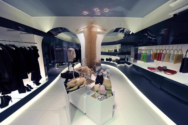 ANTEPRIMA boutique opening in Roma 601x400 NEW OPENING   Anteprima conquista Roma