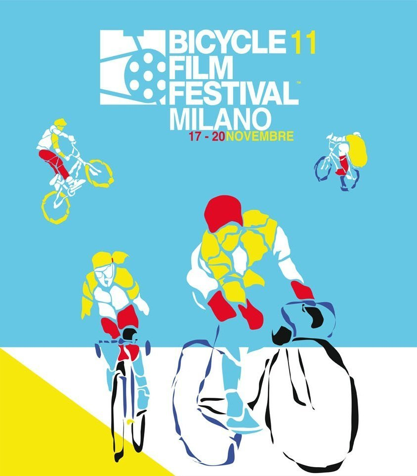 DEFINITIVO1 BICYCLE FILM FESTIVAL   cinema, musica ma soprattutto due ruote