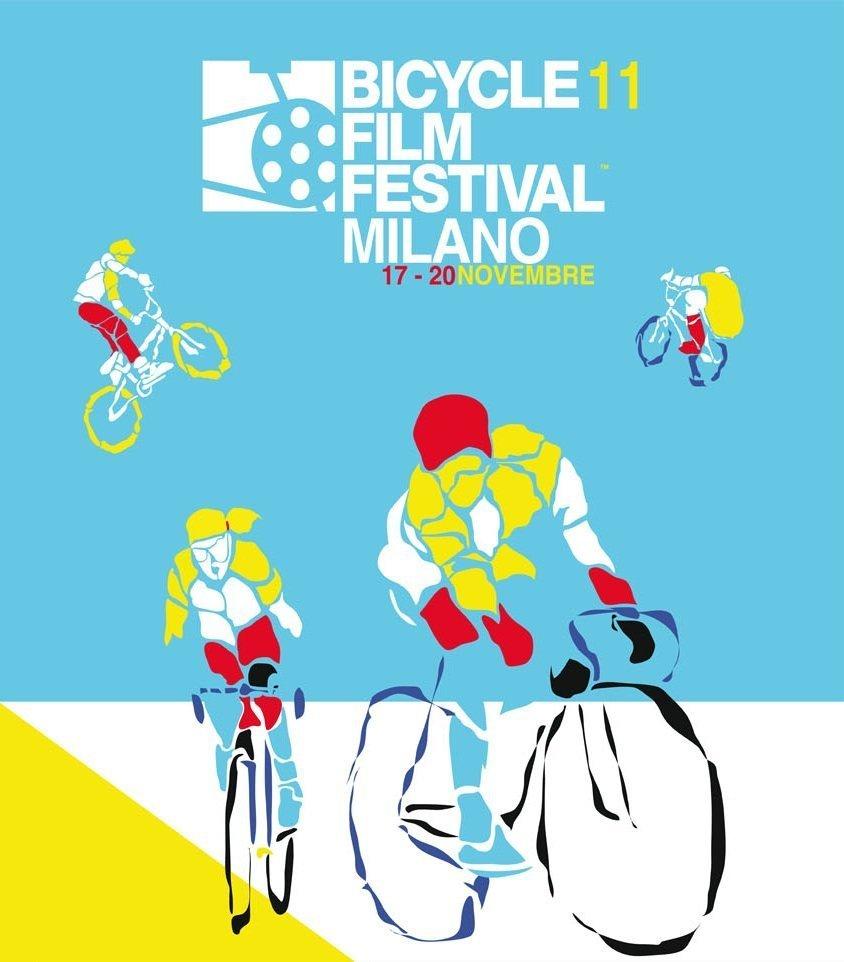 DEFINITIVO1 BICYCLE FILM FESTIVAL   cinema, musica ma soprattutto due ruote