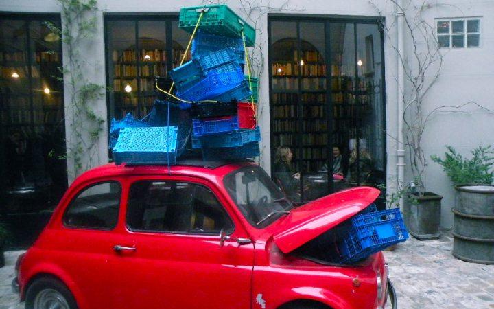 MERCI - 111 Boulevard Beaumarchais, Paris 10