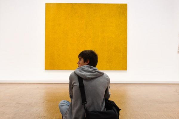 IMG 6887 2 600x400 YAYOI KUSAMA   retrospettiva al Centre Pompidou