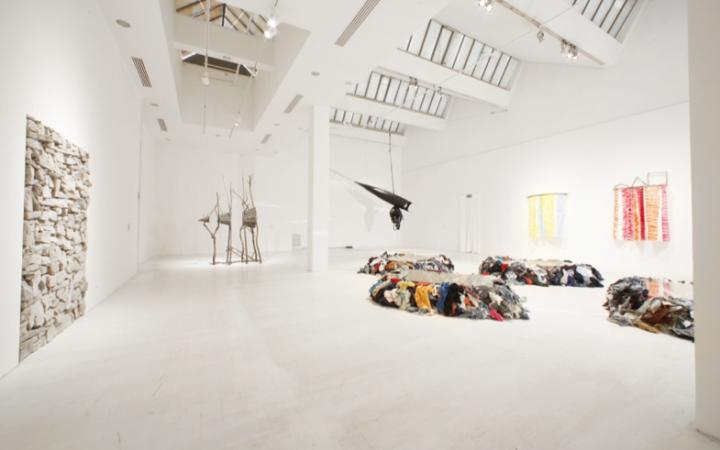 ARTE POVERA - un percorso dal 1967 al 2011 in Triennale 2