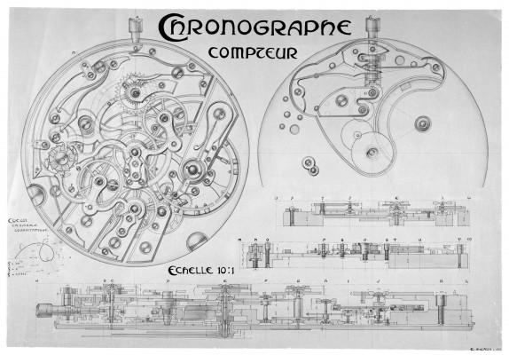Temps04 574x400 WRITING TIMES MONTBLANC   la storia del cronografo