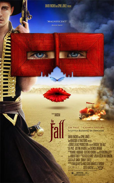 fall poster tarsem THE FALL   quando il cinema è poesia