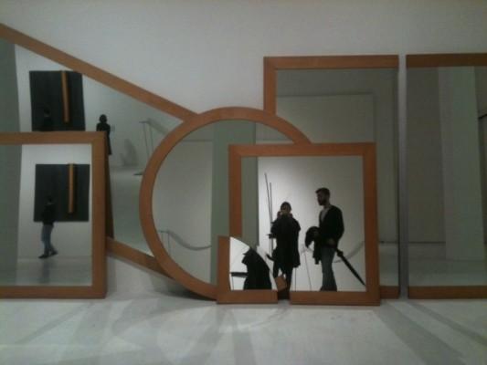 foto 533x400 ARTE POVERA   un percorso dal 1967 al 2011 in Triennale