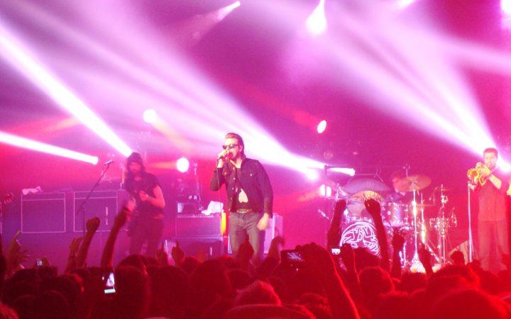 KASABIAN - live ieri sera a Milano 1