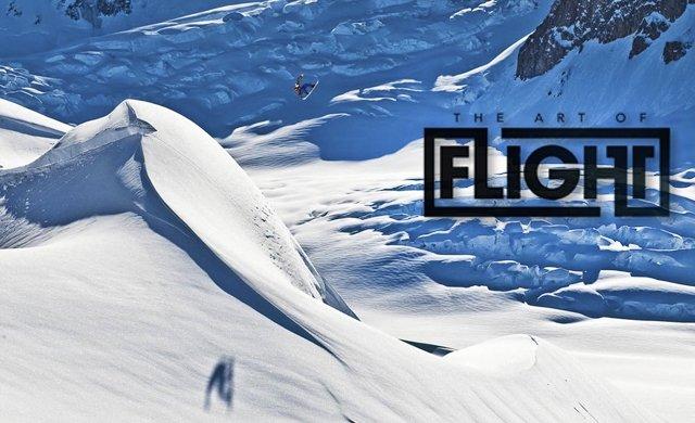 nc art of flight THE ART OF FLIGHT   premiere domenica a Milano