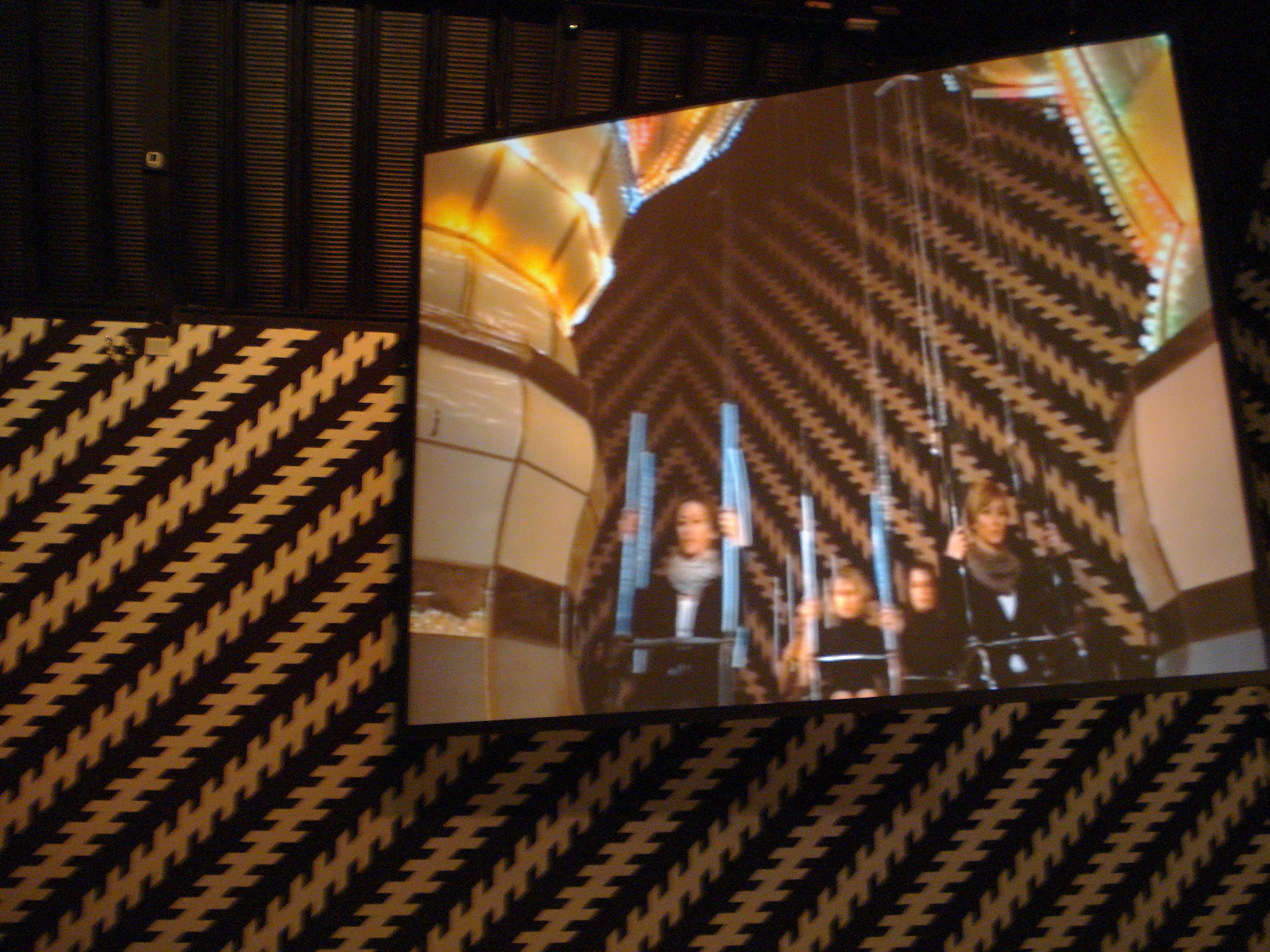 DSC01698 ENEL CONTEMPORANEA 2011   Carsten Höller al Macro