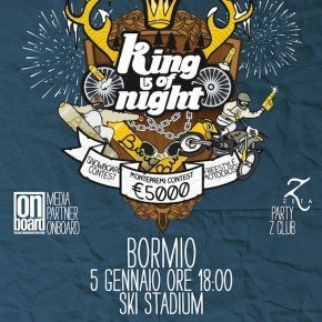 KING OF NIGHT – riders & bikers a Bormio