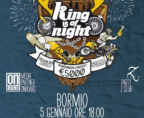 KING OF NIGHT - riders & bikers a Bormio 3