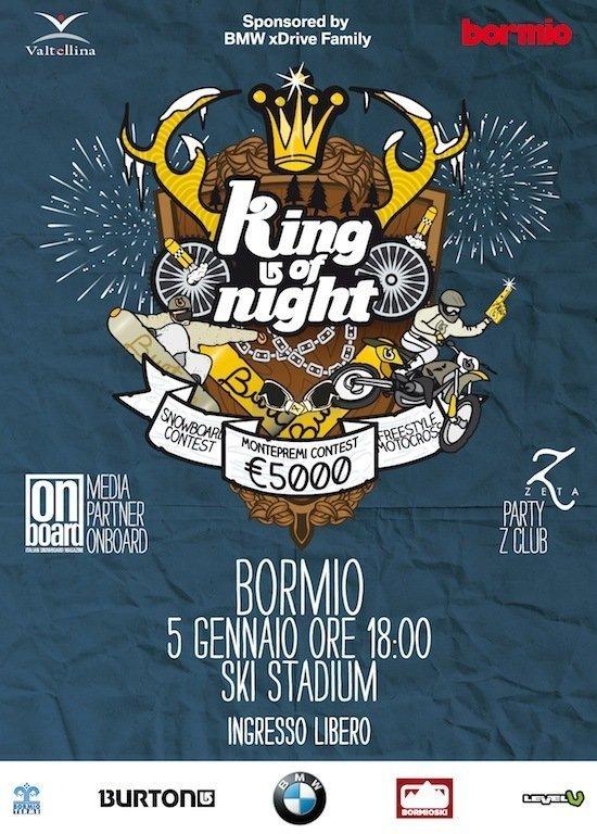 KingOfNight low KING OF NIGHT   riders & bikers a Bormio