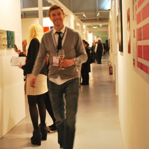 PaulWalking 290x290 AFFORDABLE ART FAIR   torna a Milano larte low cost