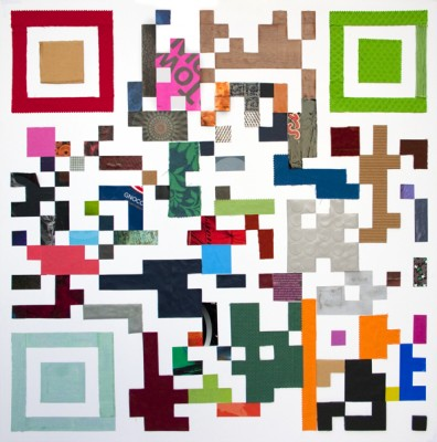 QRcode1 396x400 SALT&ETHIC   the first QR recycled code
