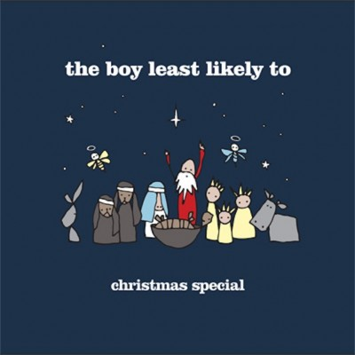 The Boy Least Likely To Christmas Special Album Art 400x400 HAPPY INDIE XMAS   per un natale alternativo