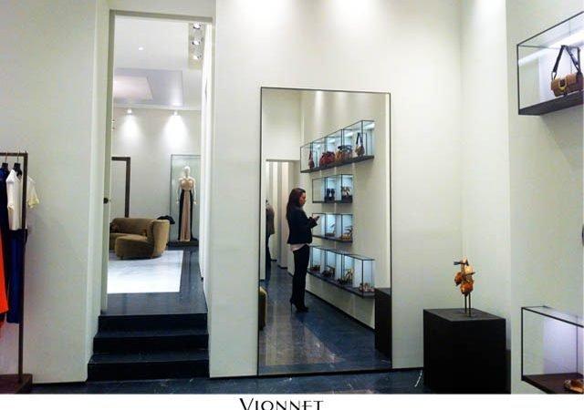 VIONNET - a Milano il primo negozio nel mondo 23