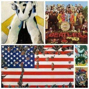 DA BACON AI BEATLES – la musica spiega l'arte