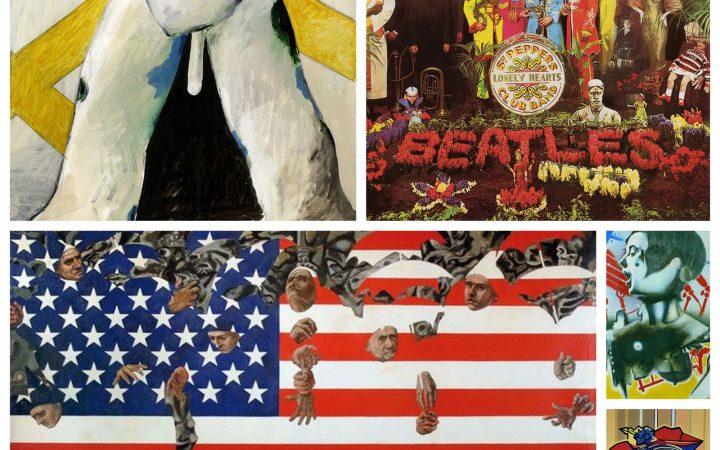 DA BACON AI BEATLES - la musica spiega l'arte 3