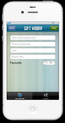 gift detail 212x400 GIFT WRAPP   liPhone App dei tuoi desideri