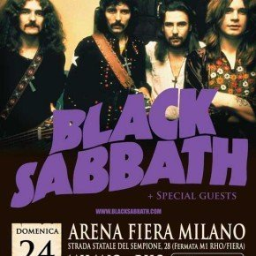 GODS OF METAL 2012 – tornano i Black Sabbath